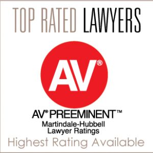 2021 Top Rated Litigator